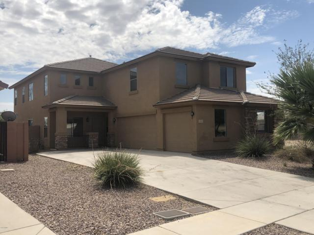 243 S 13TH Place, Coolidge, AZ 85128 (MLS #5785925) :: Brett Tanner Home Selling Team