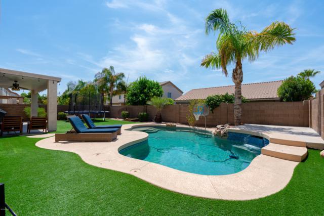 4059 E Pinon Way, Gilbert, AZ 85234 (MLS #5800239) :: Brett Tanner Home Selling Team