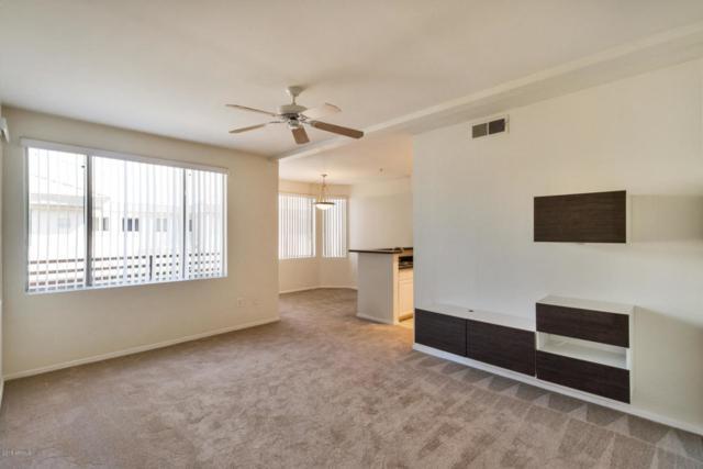 4343 N 21ST Street #214, Phoenix, AZ 85016 (MLS #5801800) :: Conway Real Estate
