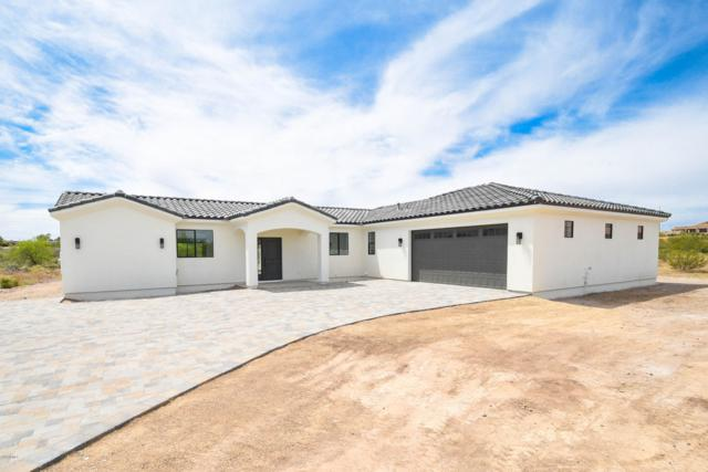105 S Ironwood Place, Wickenburg, AZ 85390 (MLS #5803478) :: CC & Co. Real Estate Team