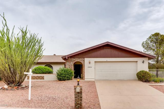 15824 E Kim Drive, Fountain Hills, AZ 85268 (MLS #5806889) :: CC & Co. Real Estate Team