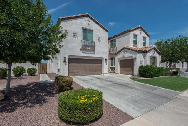 4080 E Canyon Way, Chandler, AZ 85249 (MLS #5807919) :: Conway Real Estate
