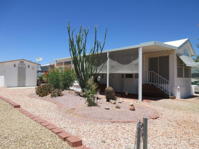 21264 W Iron Eagle Drive, Congress, AZ 85332 (MLS #5809857) :: Yost Realty Group at RE/MAX Casa Grande