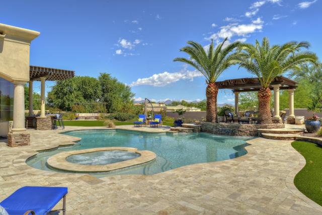 8229 N Ridgeview Drive, Paradise Valley, AZ 85253 (MLS #5820633) :: The Bill and Cindy Flowers Team