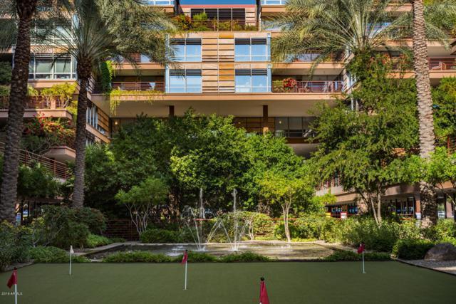 7147 E Rancho Vista Drive #3011, Scottsdale, AZ 85251 (MLS #5822664) :: Revelation Real Estate