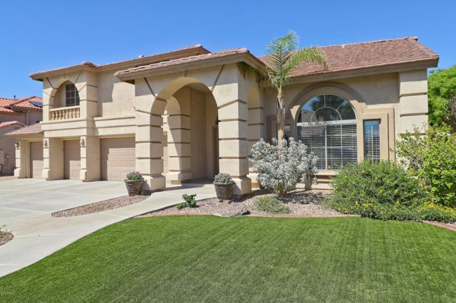 9542 W Oberlin Way, Peoria, AZ 85383 (MLS #5825508) :: The Pete Dijkstra Team