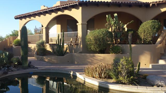 35033 N El Sendero Road, Cave Creek, AZ 85331 (MLS #5827298) :: Brett Tanner Home Selling Team
