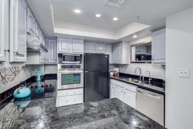 4200 N Miller Road #208, Scottsdale, AZ 85251 (MLS #5828214) :: Lux Home Group at  Keller Williams Realty Phoenix