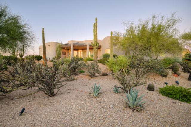 10448 E Skinner Drive, Scottsdale, AZ 85262 (MLS #5832833) :: The Garcia Group
