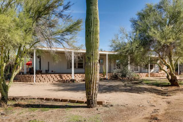 33621 N Rifleman Road, Cave Creek, AZ 85331 (MLS #5836513) :: The Garcia Group