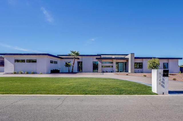 9148 N 66th Place, Paradise Valley, AZ 85253 (MLS #5843644) :: CC & Co. Real Estate Team