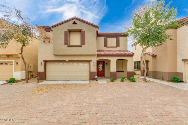 1341 E Dunbar Drive, Phoenix, AZ 85042 (MLS #5847589) :: The Everest Team at My Home Group