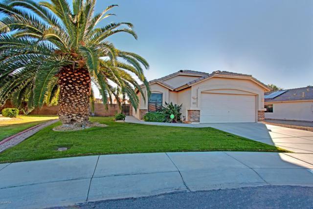 3517 E Marco Polo Road, Phoenix, AZ 85050 (MLS #5851726) :: The Jesse Herfel Real Estate Group