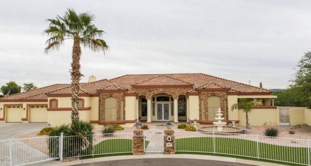 4603 W Buckskin Trail, Phoenix, AZ 85083 (MLS #5852528) :: Occasio Realty