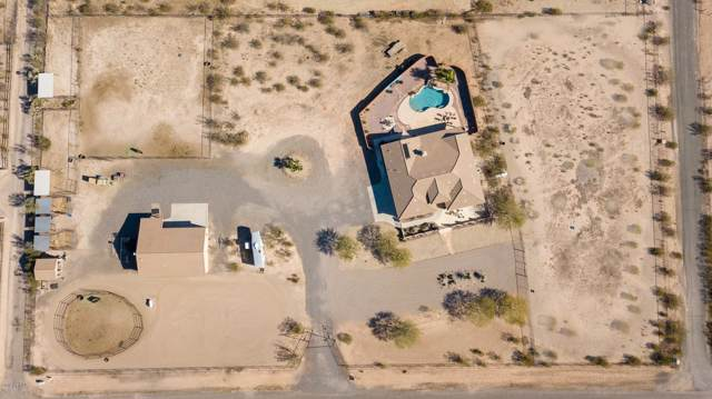 34355 S Nine Irons Ranch Road, Wickenburg, AZ 85390 (MLS #5854245) :: Riddle Realty Group - Keller Williams Arizona Realty