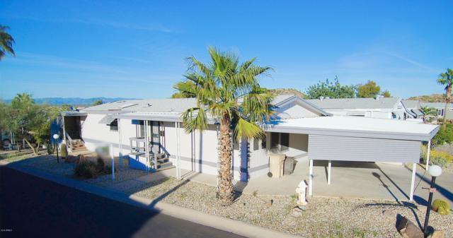 2233 E Behrend Drive #273, Phoenix, AZ 85024 (MLS #5855571) :: Yost Realty Group at RE/MAX Casa Grande