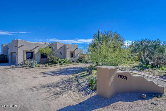 26921 N 156 Street, Scottsdale, AZ 85262 (MLS #5860151) :: Conway Real Estate