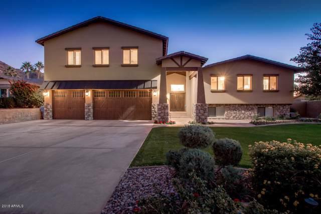 2229 E Belmont Avenue, Phoenix, AZ 85020 (MLS #5866134) :: The Daniel Montez Real Estate Group