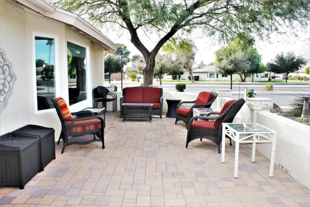 851 W Leisure World, Mesa, AZ 85206 (MLS #5874782) :: Homehelper Consultants