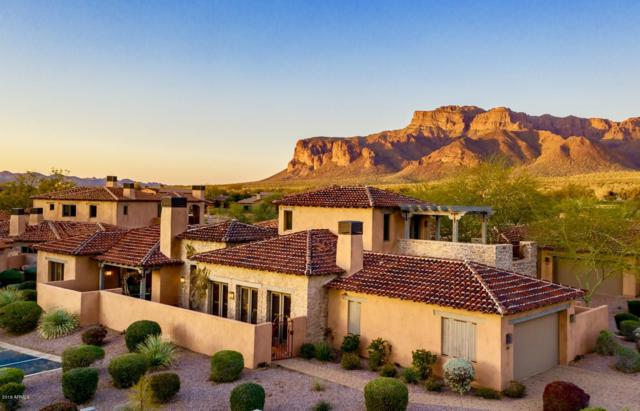 7500 E Golden Eagle Circle, Gold Canyon, AZ 85118 (MLS #5882566) :: The Wehner Group