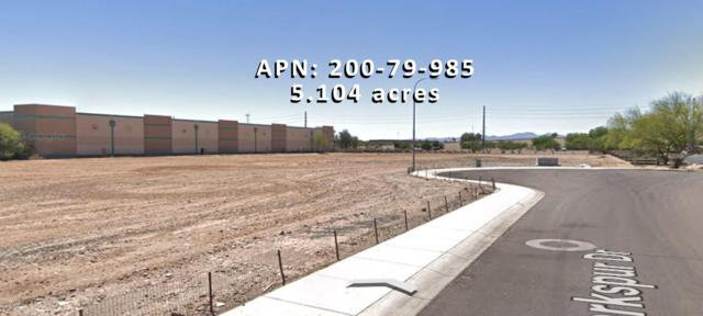LOT A5 W Empire Business Park, Peoria, AZ 85381 (MLS #5883118) :: The Results Group