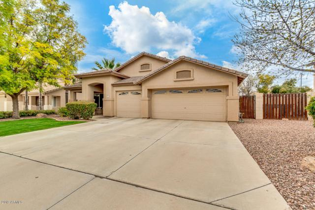 2220 S Southwind Drive, Gilbert, AZ 85295 (MLS #5883619) :: The Kenny Klaus Team