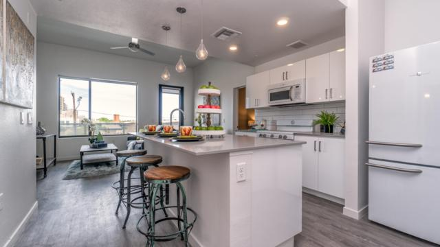 1130 N 2ND Street #208, Phoenix, AZ 85004 (MLS #5910635) :: The W Group