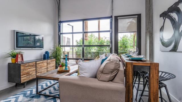 1130 N 2ND Street #102, Phoenix, AZ 85004 (MLS #5910692) :: The W Group