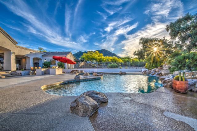 4840 E Caida Del Sol Drive, Paradise Valley, AZ 85253 (MLS #5913023) :: My Home Group