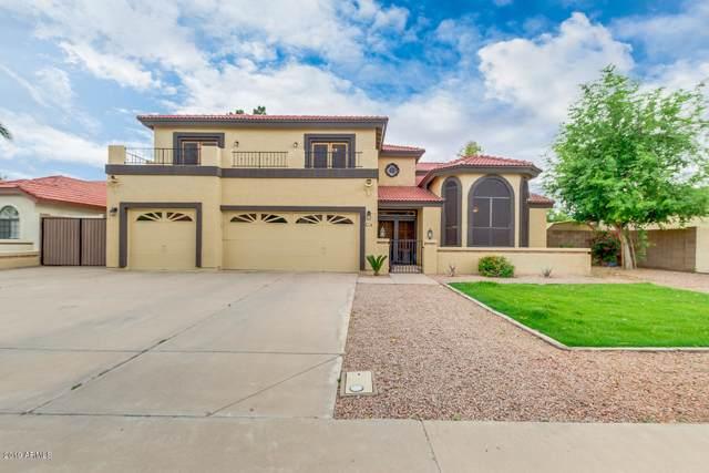 4167 W Post Road, Chandler, AZ 85226 (MLS #5918541) :: Homehelper Consultants