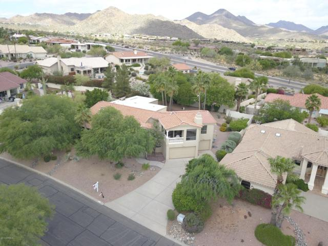 15740 E Tumbleweed Drive, Fountain Hills, AZ 85268 (MLS #5922979) :: The Kenny Klaus Team