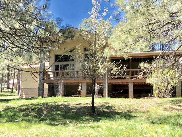 3529 Larson Loop, Forest Lakes, AZ 85931 (MLS #5923226) :: The Kenny Klaus Team