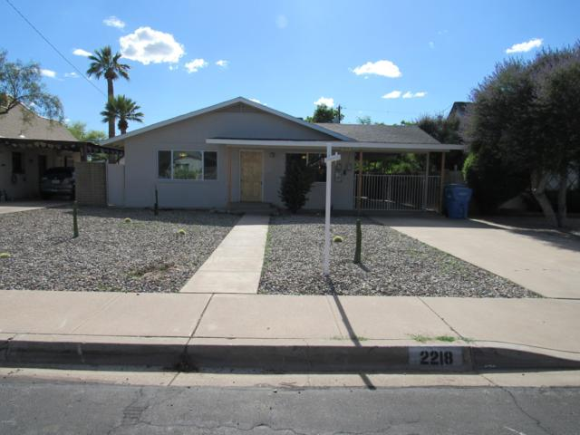 2218 N 23RD Place, Phoenix, AZ 85006 (MLS #5926603) :: The W Group