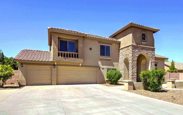 11620 E Starflower Drive, Chandler, AZ 85249 (MLS #5931094) :: The Kenny Klaus Team