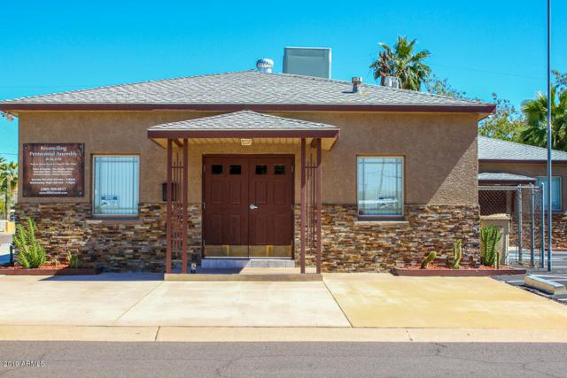 9027 N 11TH Street, Phoenix, AZ 85020 (MLS #5932219) :: The Kenny Klaus Team