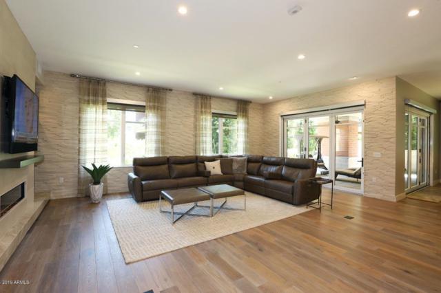 6166 N Scottsdale Road B1001, Paradise Valley, AZ 85253 (MLS #5933371) :: Homehelper Consultants