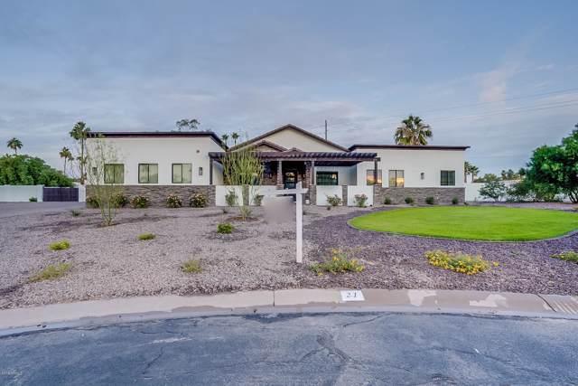 12036 N 62ND Place, Scottsdale, AZ 85254 (MLS #5933766) :: The Kenny Klaus Team
