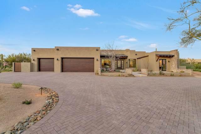 30600 N Pima Road #54, Scottsdale, AZ 85266 (MLS #5941352) :: Riddle Realty Group - Keller Williams Arizona Realty