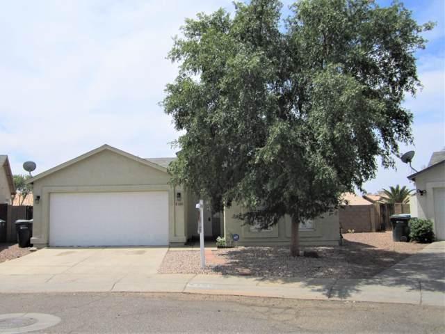 8359 W Alvarado Street, Phoenix, AZ 85037 (MLS #5942802) :: CC & Co. Real Estate Team
