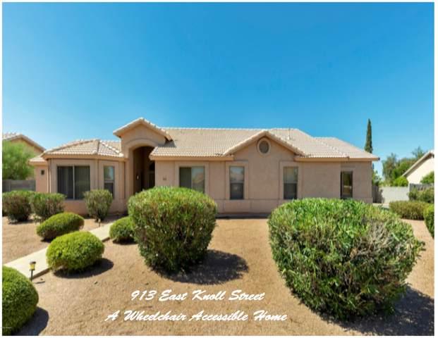 913 E Knoll Street, Mesa, AZ 85203 (MLS #5945940) :: Revelation Real Estate