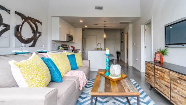 1130 N 2ND Street #102, Phoenix, AZ 85004 (MLS #5947220) :: The Property Partners at eXp Realty