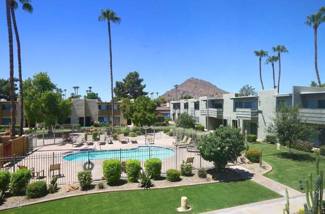 4610 N 68TH Street #443, Scottsdale, AZ 85251 (MLS #5950494) :: Kortright Group - West USA Realty