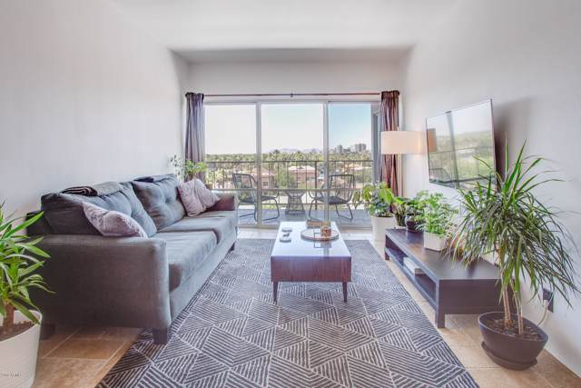 805 N 4TH Avenue #607, Phoenix, AZ 85003 (MLS #5951296) :: Yost Realty Group at RE/MAX Casa Grande