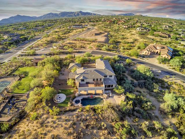 10873 E Via Cortana Road, Scottsdale, AZ 85262 (MLS #5961921) :: Lucido Agency