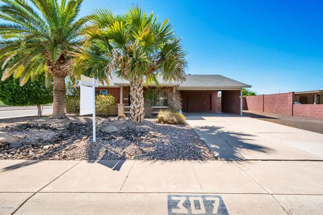 307 W Santa Cruz Drive, Tempe, AZ 85282 (MLS #5963392) :: Scott Gaertner Group