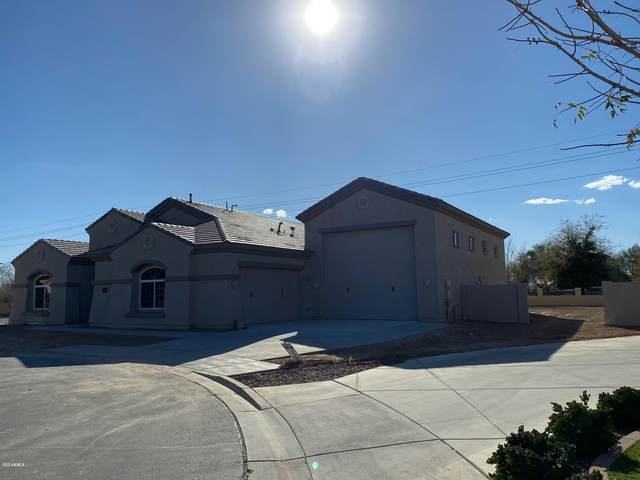 21490 S 217TH Street, Queen Creek, AZ 85142 (MLS #5973353) :: Revelation Real Estate