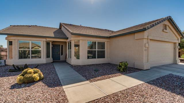 3729 E Peach Tree Drive, Chandler, AZ 85249 (MLS #5989188) :: Riddle Realty Group - Keller Williams Arizona Realty