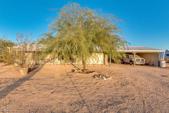 55366 W Beat Street, Maricopa, AZ 85139 (MLS #5994533) :: The Kenny Klaus Team