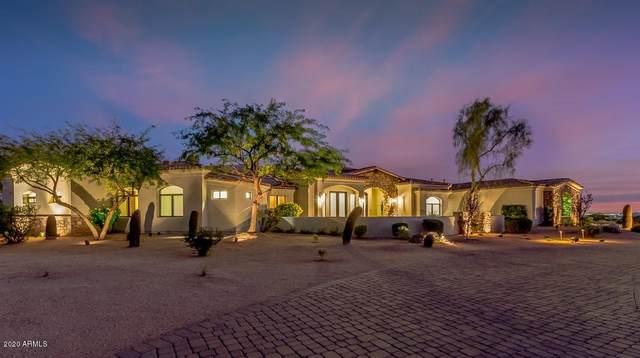 9201 E Sierra Pinta Drive, Scottsdale, AZ 85255 (MLS #5996029) :: Riddle Realty Group - Keller Williams Arizona Realty