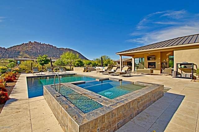 11701 E Desert Holly Drive, Scottsdale, AZ 85255 (MLS #6003096) :: The Kenny Klaus Team